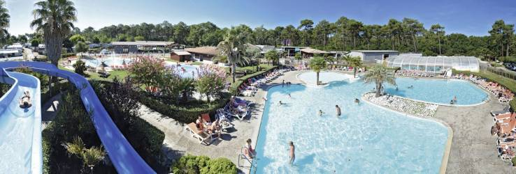 Camping Gironde au CAMPING AIROTEL LES VIVIERS