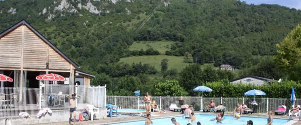 Camping Hautes-Pyrénées au CAMPING L'ARRIOU