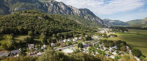 Camping Hautes-Pyrénées ** à AGOS VIDALOS Pyrénées