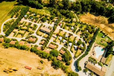 Camping Aude au CAMPING A L'OMBRE DES OLIVIERS