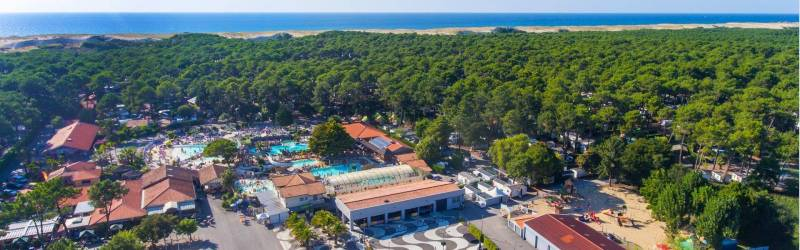 Camping Landes **** à MESSANGES Atlantique