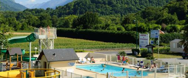 Camping Hautes-Pyrénées **** à AGOS VIDALOS Pyrénées