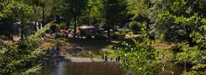 Camping Corrèze **** à MONCEAUX SUR DORDOGNE Limousin