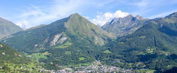 Camping Hautes-Pyrénées *** à LUZ ST SAUVEUR Pyrénées