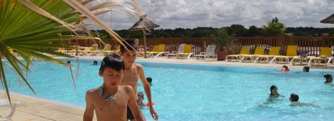 Camping Loire-Atlantique *** à ST MICHEL CHEF CHEF Atlantique