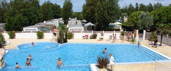 Camping Charente-Maritime au CAMPING LE PHARE OUEST