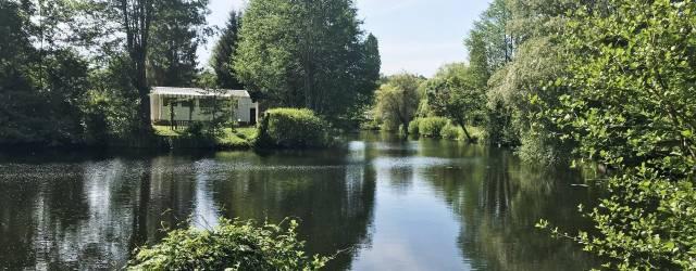 Camping Eure **** à IVRY LA BATAILLE Normandie