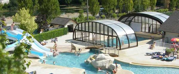 Camping Aube **** à ST HILAIRE SOUS ROMILLY Bourgogne et Champagne Ardenne