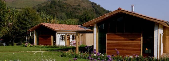 Camping Pyrénées-Atlantiques  à SAINT JEAN PIED DE PORT Aquitaine