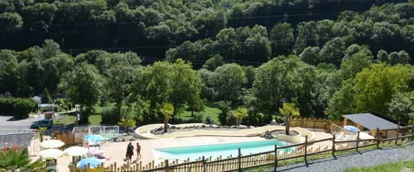 Camping Hautes-Pyrénées *** à ARREAU Pyrénées