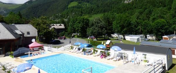 Camping Hautes-Pyrénées au CAMPING L'OREE DES MONTS