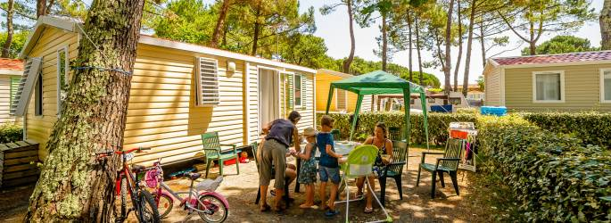 Camping Landes ** à MESSANGES Atlantique