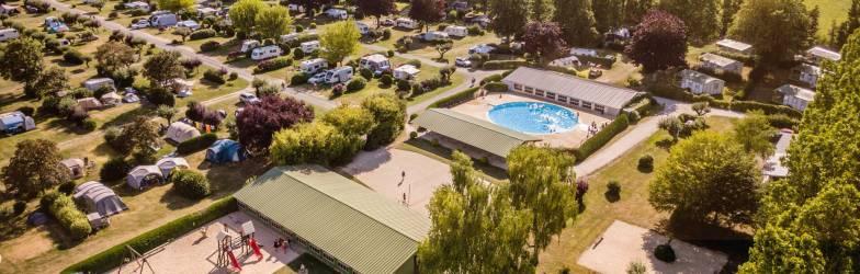 Camping Seine-et-Marne au CAMPING CARAVANING DES 4 VENTS