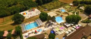 Camping Dordogne **** à SAINT-GENIES Aquitaine