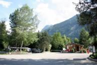 Camping Isère  à BOURG D'OISANS Rhône Alpes