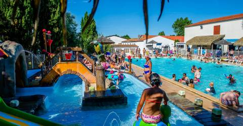 Camping Charente-Maritime au CAMPING AIROTEL OLÉRON
