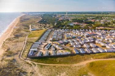 Camping Vendée *** à SAINT HILAIRE DE RIEZ Atlantique