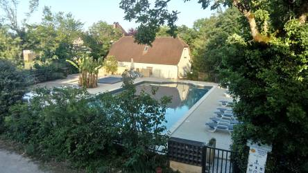 Camping Lot au CAMPING LA GARRIGUE