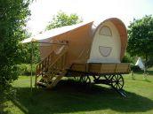 Camping Morbihan au CAMPING LE VILLAGE INSOLITE