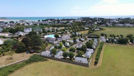 Camping Morbihan *** à CARNAC Atlantique