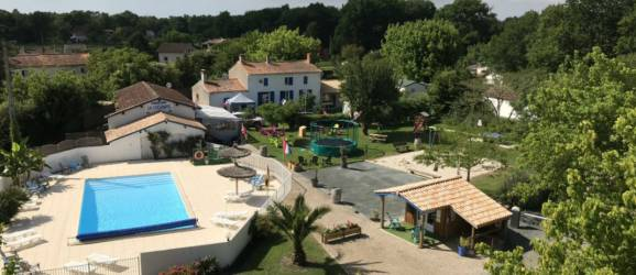 Camping Gironde *** à VENDAYS-MONTALIVET Cote Atlantique