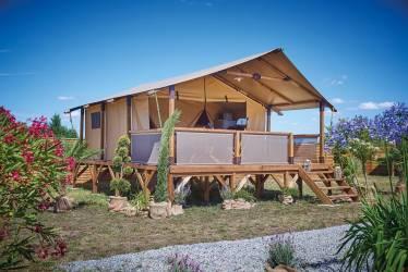 Camping Lot  à LACAPELLE-MARIVAL Pyrénées