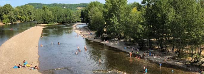Camping Dordogne *** à SAINT-JULIEN-DE-LAMPON Aquitaine