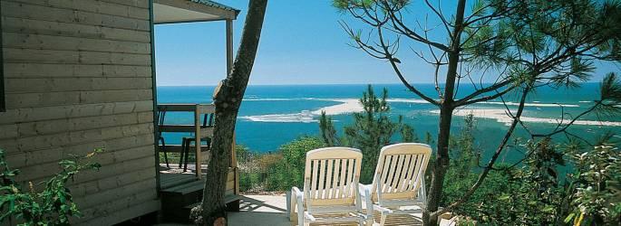 Camping Gironde ** à PYLA SUR MER Atlantique