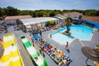 Camping Charente-Maritime au CAMPING OLERON LOISIRS