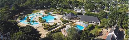 Camping Morbihan **** à CARNAC Bretagne