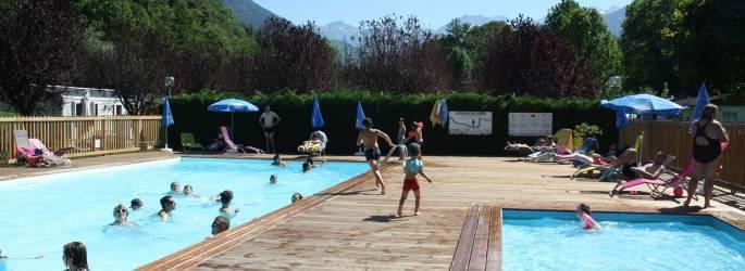 Camping Haute-Garonne *** à SALLES ET PRATVIEL Pyrénées