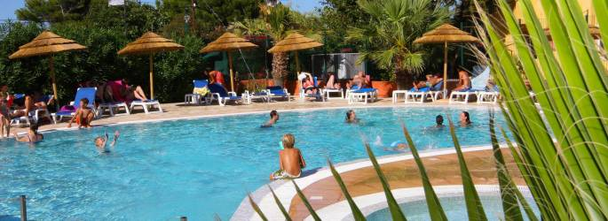 Camping Var au CAMPING INTERNATIONAL DE GIENS