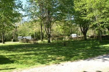 Camping Dordogne au CAMPING L'AGRION BLEU