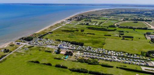 Camping Manche **** à SAINTE MARIE DU MONT Normandie