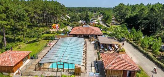 Camping Landes  à LEON SAINT MICHEL ESCALUS Atlantique