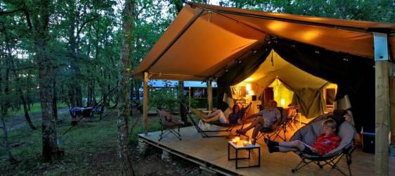 Camping Dordogne au CAMPING LOU CASTEL