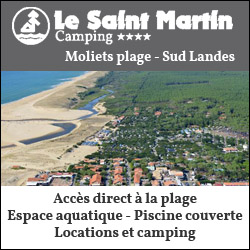 Camping Landes