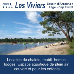Camping Bassin d'Arcachon