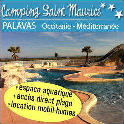 Camping Languedoc Roussillon