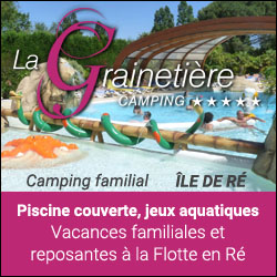Camping Ile de Ré