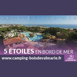 Camping Pyrénées Orientales