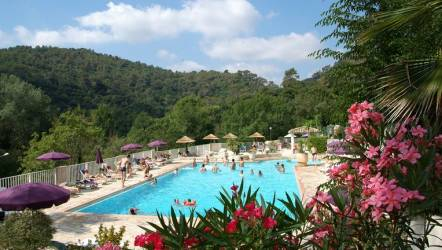 Camping Alpes-Maritimes au CAMPING LES PINEDES