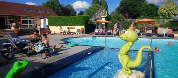 Camping Indre-et-Loire