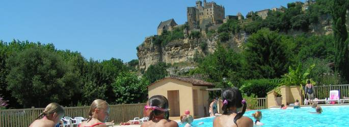 Camping Dordogne **** à BEYNAC Aquitaine