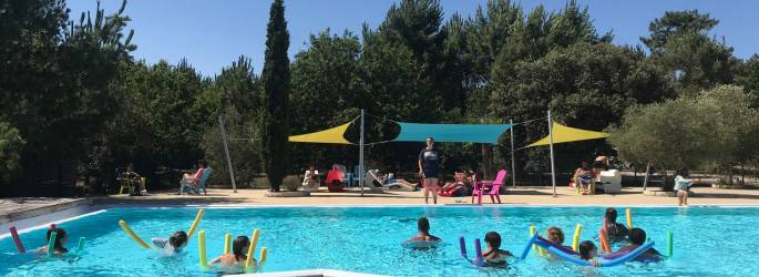 Camping Gironde  à SOULAC SUR MER Aquitaine