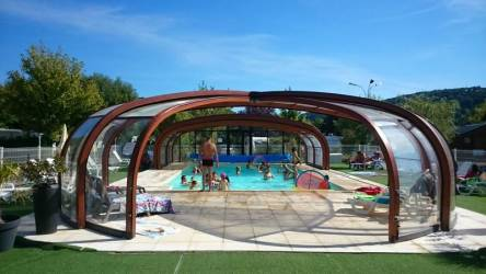 Camping Aveyron au CAMPING LES CALQUIERES