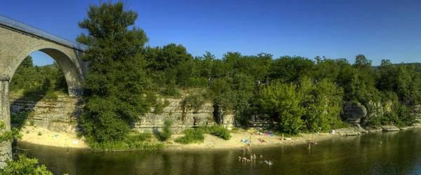 Campingplatz Ardèche