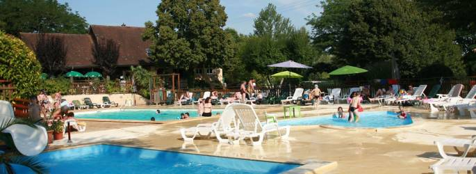 Camping Dordogne au CAMPING LE BRIN D'AMOUR