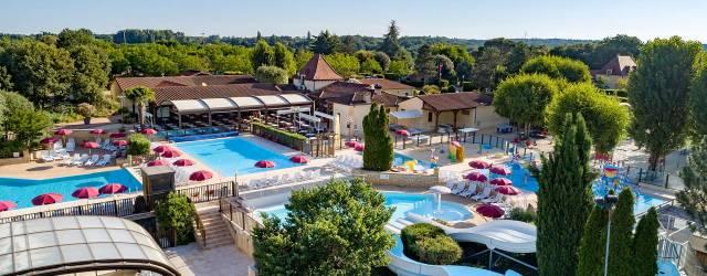 Camping Dordogne *** à ST-CREPIN-CARLUCET Aquitaine
