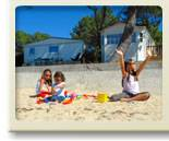 Camping Gironde au CAMPING FONTAINE VIEILLE